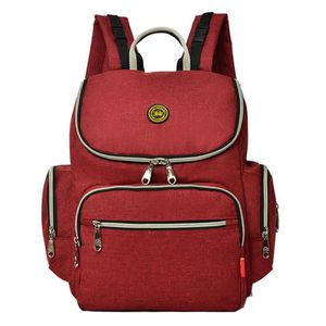 Sac à langer Be Cool Papa Bag red rouge - Collection 2018 EYKvAHr4J