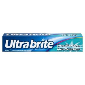 DENTIFRICE Colgate Dentifrice Ultra Brite 75ml (lot de 10)