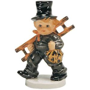 ACCESSOIRES RAMONAGE Goebel ramonage de cheminée de Noël porte-bonheur