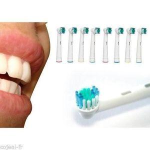 BROSSETTE 12 brossettes Precision Clean Oral B Générique b06