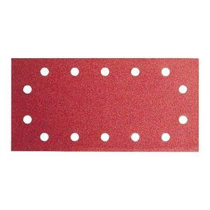 FEUILLE ABRASIVE BOSCH - 2608605318-10 Feuilles abrasives C430 pour