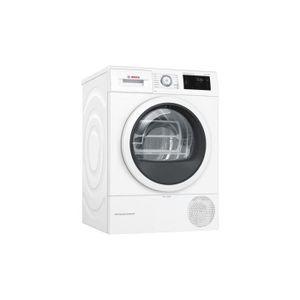 SÈCHE-LINGE Bosch Serie 6 WTW87608IT, Autonome, Charge avant,