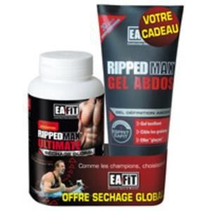 COMPLÉMENT MINCEUR Ripped max ® ultimate  + ripped max ® gel  120 …