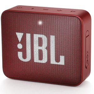 ENCEINTE NOMADE JBLGO2RED - Enceinte sans fil portable bluetooth J