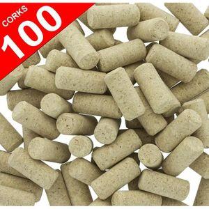 BOUCHON - DOSEUR  100 PCS 750ml standards de bouchons de bouteilles