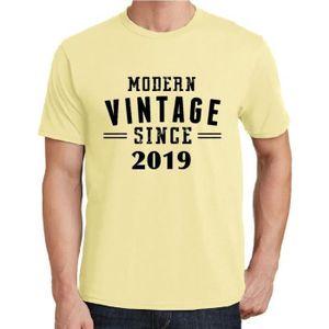 T-SHIRT 2019, Modern Vintage Tshirt Homme T-shirt