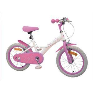 VÉLO ENFANT Vélo 16 pouces fille kid Bike