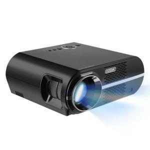 Vidéoprojecteur OCDAY 720P Vidéo Projecteur Protable GP90 LCD Proj