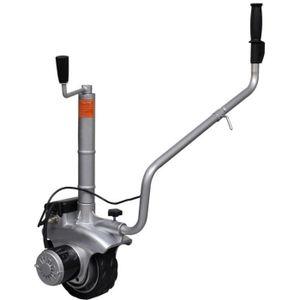 ROUE DE JOCKEY Unité motorisée à roue pour roulotte Aluminium 12