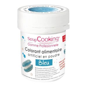 colorant alimentaire colorant alimentaire artificiel bleu scrapco - Prix Colorant Alimentaire