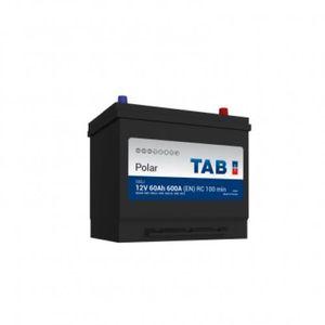 STATION DE DEMARRAGE Batterie de démarrage TAB Polar S D23L S60J 12V 60