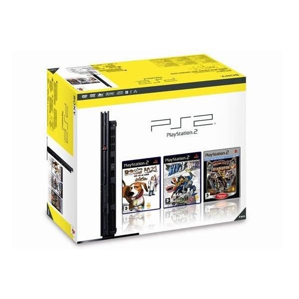 Console SONY PS TWO Pack Kids