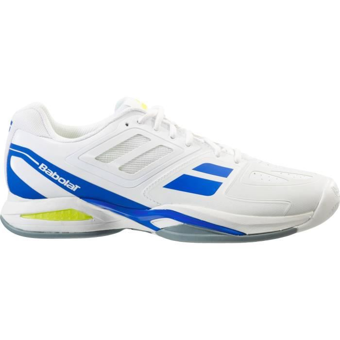 BABOLAT Basket tennis Propulse team - Homme - Blanc