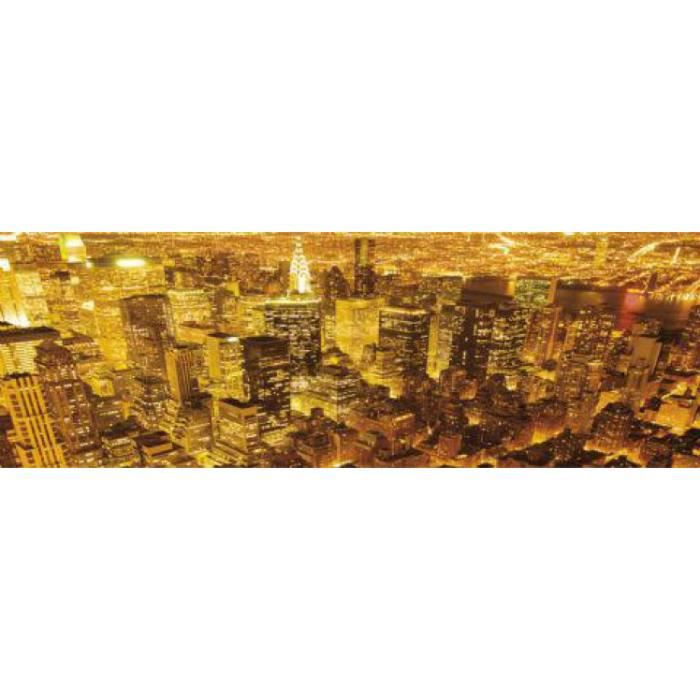 New york poster de porte dor ii 53 x 158 cm achat for Decoration porte new york
