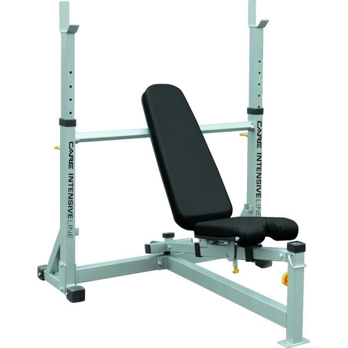 CARE Banc de Musculation Olympique