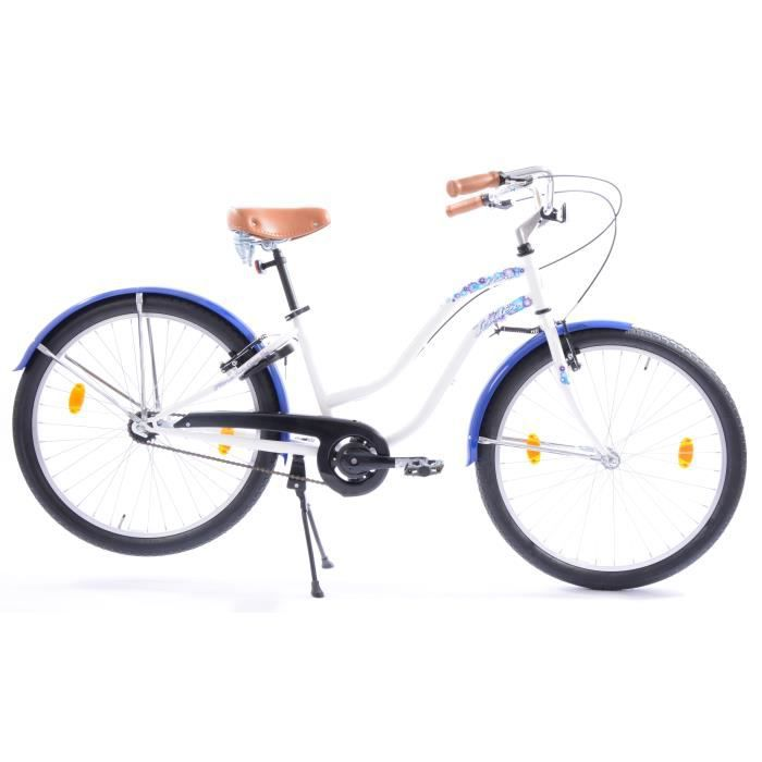 Vélo 26- Blanc et Bleu