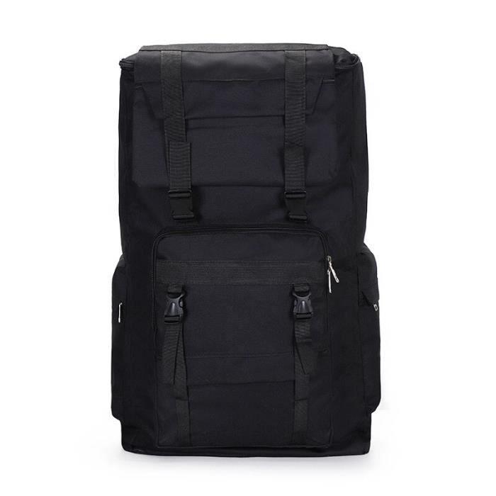 Grand sac à dos militaire 120l pour hommes, étanche, tactique, extérieur, assaut, bagages, Sport, Trekking, Camping, [06D14FB]
