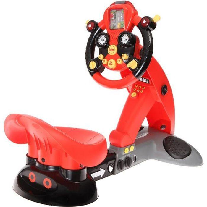BAOBAB - Simulateur De Conduite Pour Enfant