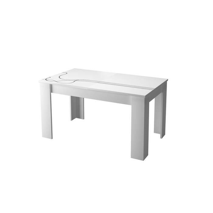 Table LINO de 140 cm