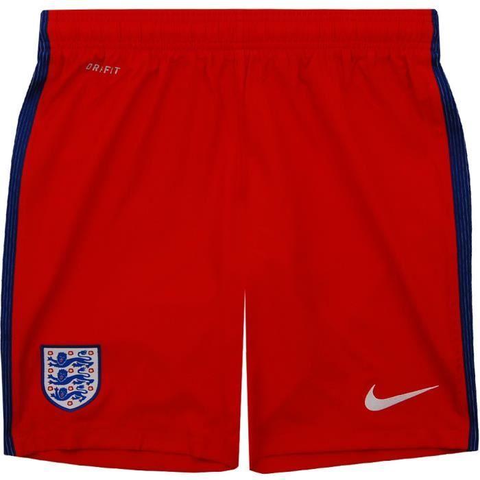 Nike Short Angleterre Extérieur 2016