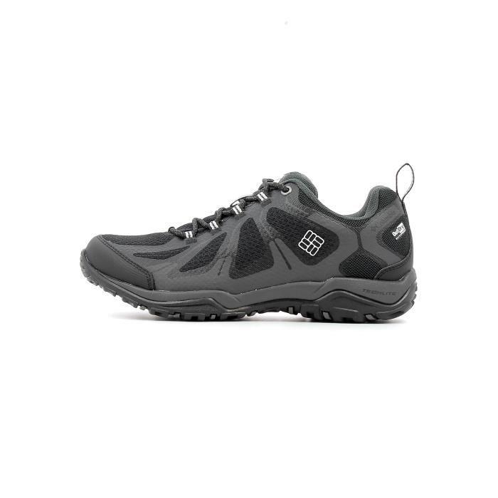 Chaussures de randonnée Columbia Peakfreak XCRSN II XCEL Low Outdry coloris Black - White