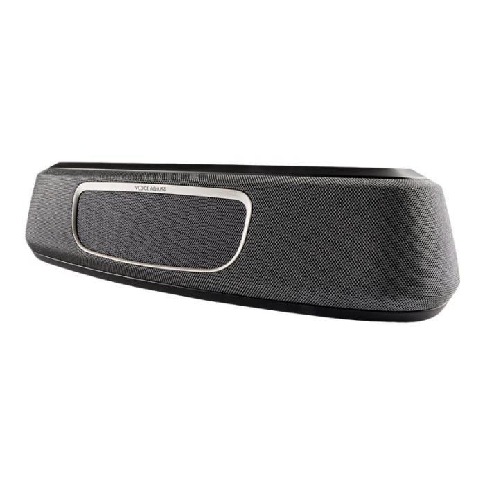Polk Audio MagniFi Mini Système de barre audio pour home cinéma sans fil Bluetooth, Wi-Fi noir