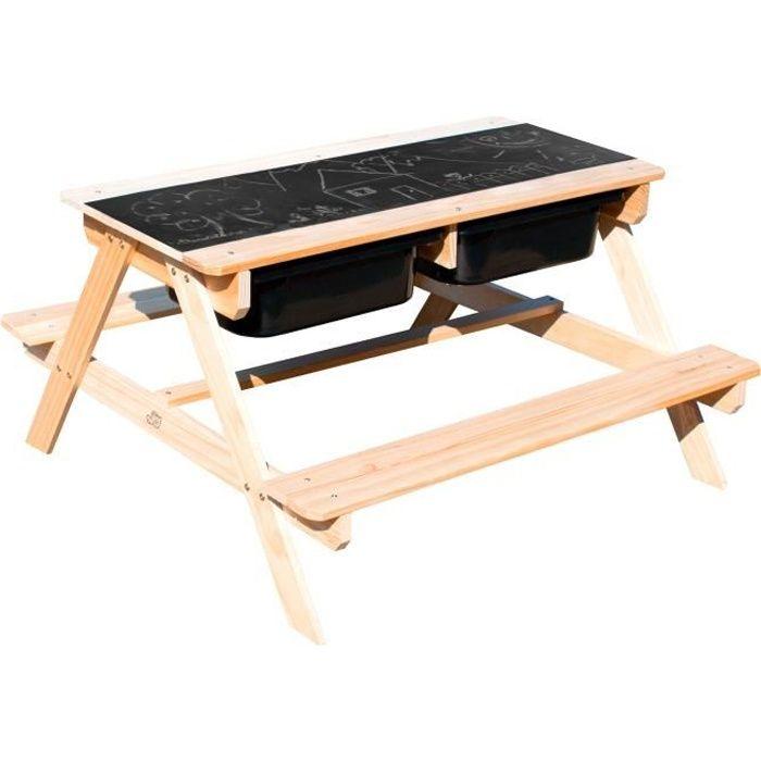 Sunny Table sable et eau double top 2.0 - Limited Edition
