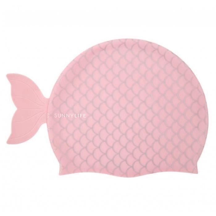 Bonnet de bain Sirène 3-9 ans