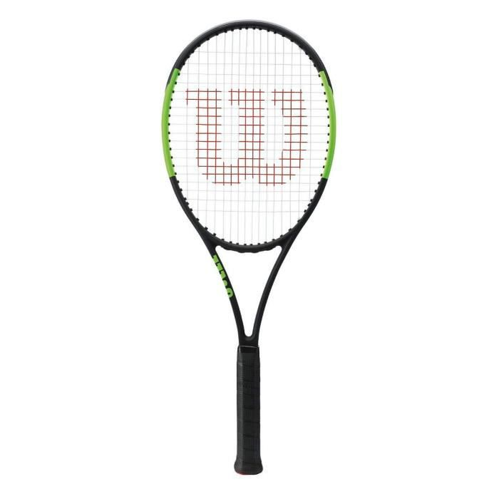Wilson Blade Raquette de Tennis Mixte Adulte, Noir, Size 4.25