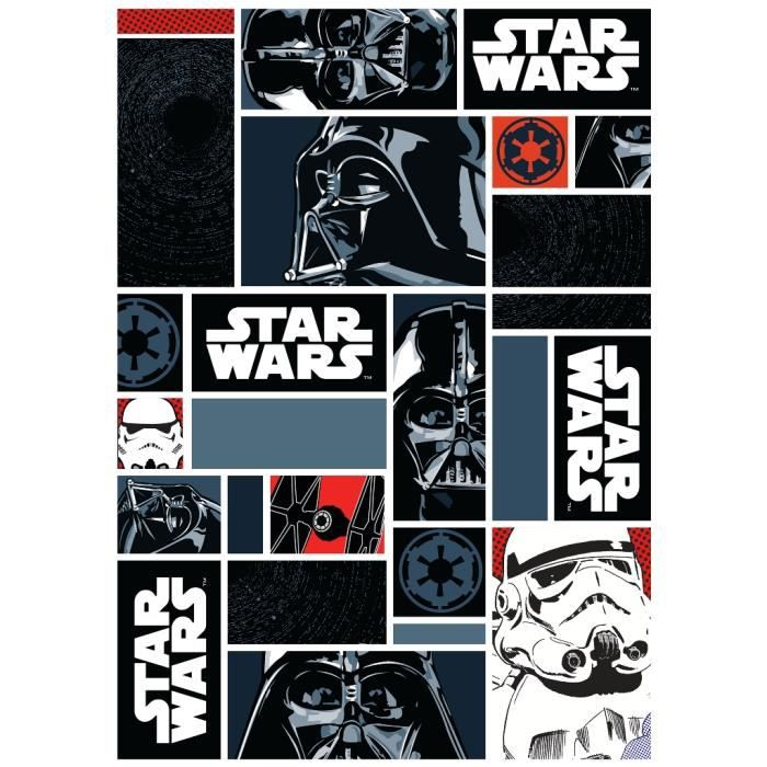tapis star wars icon achat vente tapis cdiscount. Black Bedroom Furniture Sets. Home Design Ideas