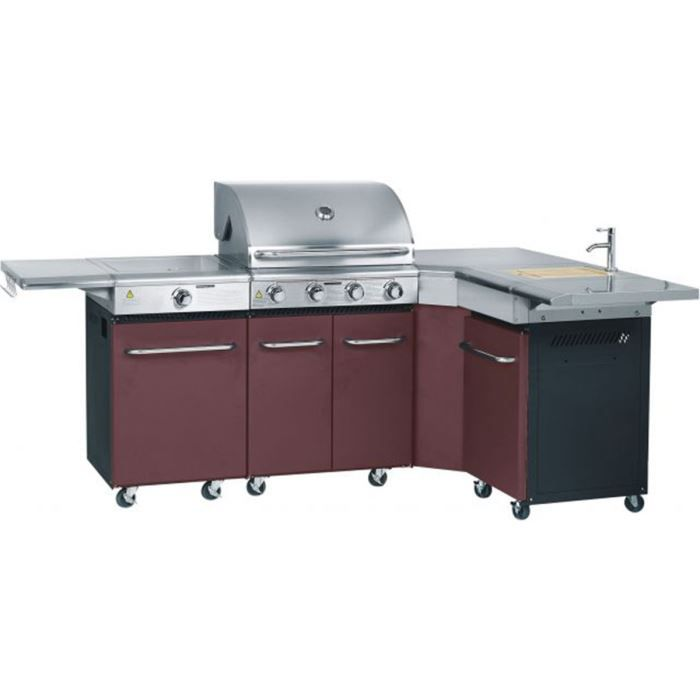 cuisine d 39 ext rieur barbecue gaz 18 8 kw mast achat vente barbecue cuisine d 39 ext rieur. Black Bedroom Furniture Sets. Home Design Ideas