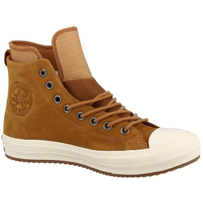 Baskets Boot Taylor All Converse Chuck Star Cognac Hi Wp Montantes rwtx0vWnr