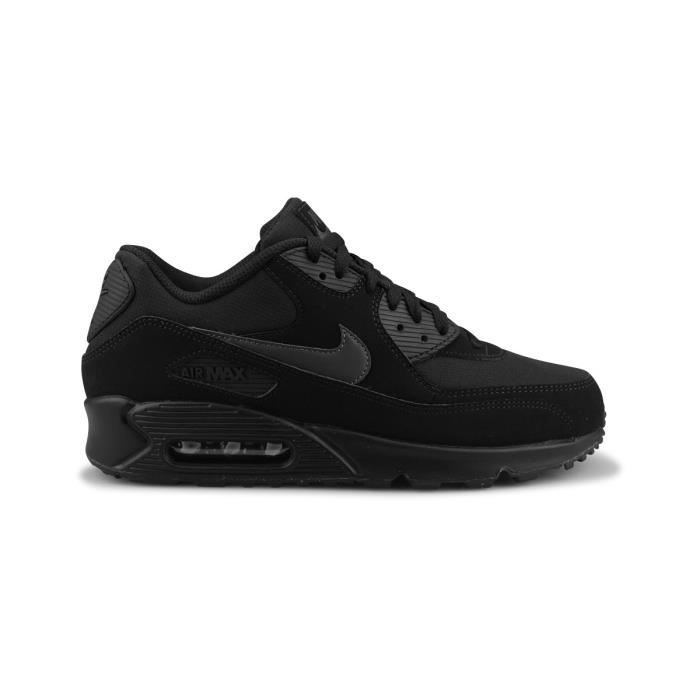 hot product picked up run shoes Baskets Nike Air Max 90 Essential Noir.