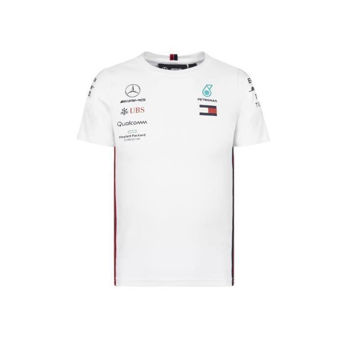 TSHIRT - POLO T-Shirt Mercedes-AMG Petronas Motorsport Team F1 D