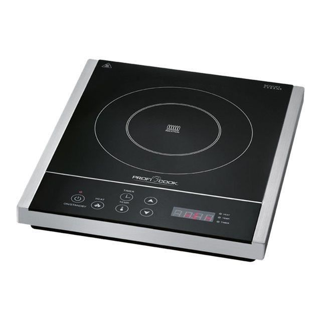 Proficook table de cuisson induction simple achat - Table de cuisson induction ...