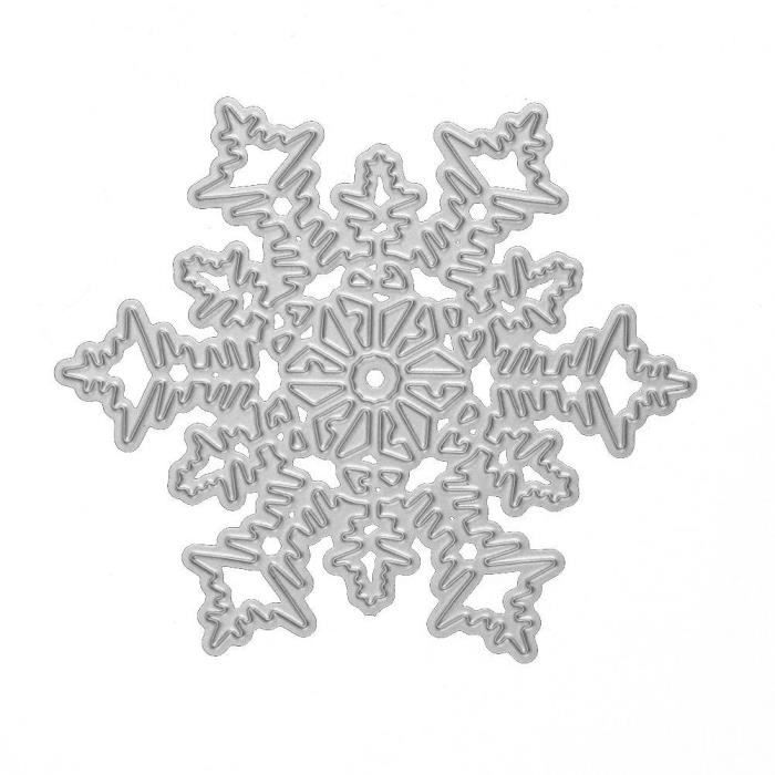 Vente de flocons de neige coupe meurt par Craft Box Plus 4.5 cm
