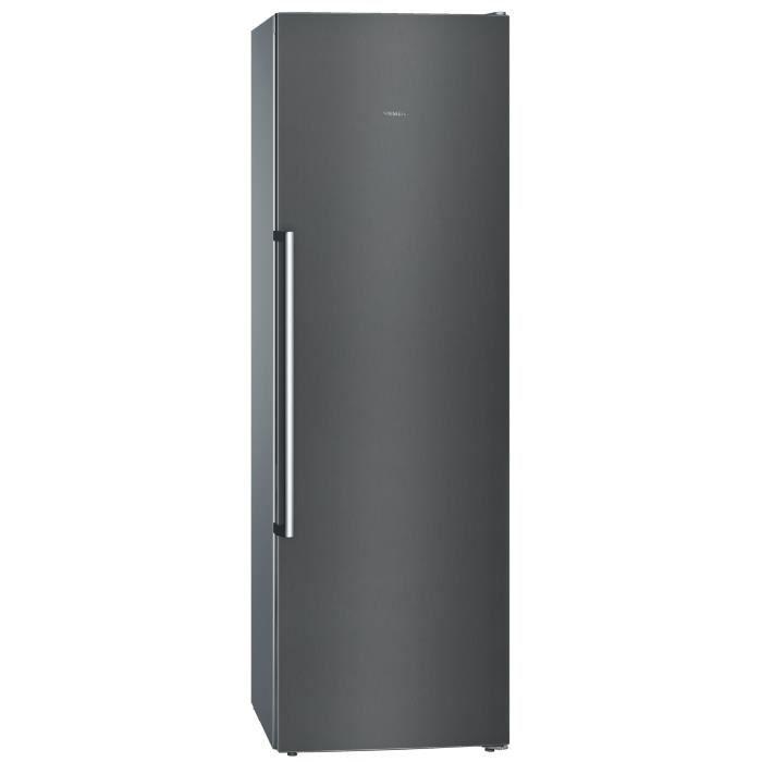 CONGÉLATEUR PORTE Siemens iQ500 GS36NAX3P, Droit, 242 L, 20 kg-24h,
