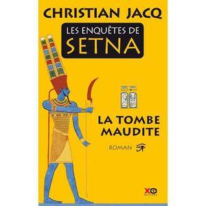 ROMANS HISTORIQUES Les enquêtes de Setna Tome 1