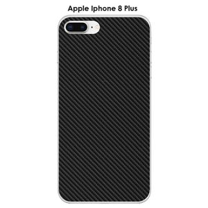 coque iphone 8 noir carbone
