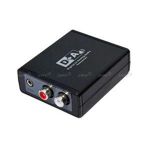 CÂBLE TV - VIDÉO - SON Adaptateur Convertisseur Coaxiale Optique S/SPDIF