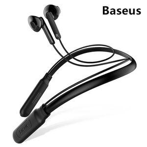 CASQUE - ÉCOUTEURS Baseus Bluetooth Écouteur Intégré Mic Sans Fil Lig