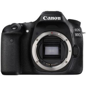 APPAREIL PHOTO RÉFLEX Canon EOS 80D