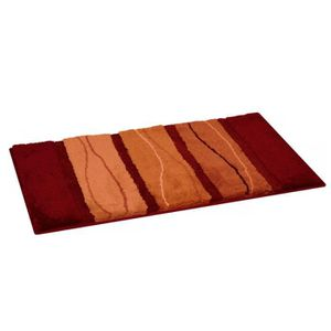 tapis marron orange achat vente tapis marron orange pas cher cdiscount. Black Bedroom Furniture Sets. Home Design Ideas