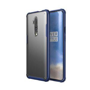 COQUE - BUMPER Coque OnePlus 7T PRO,Bleu Premium Souple Flexible