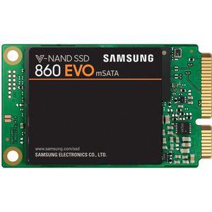 DISQUE DUR SSD SAMSUNG - SSD Interne - 860 EVO mSATA - 250Go (MZ-