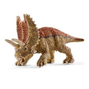 FIGURINE - PERSONNAGE Figurine dinosaure : Mini Pentacératops