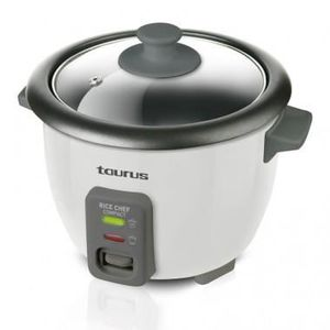 CUISEUR A RIZ - PÂTES TAURUS Cuiseur à riz Rice Chef Compact - 300 W - 0