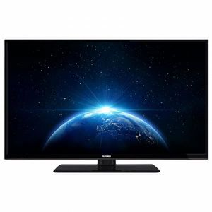 "TV intelligente  DTU641 50"" UHD WIFI BLUETOOTH USB HDMI Noir"