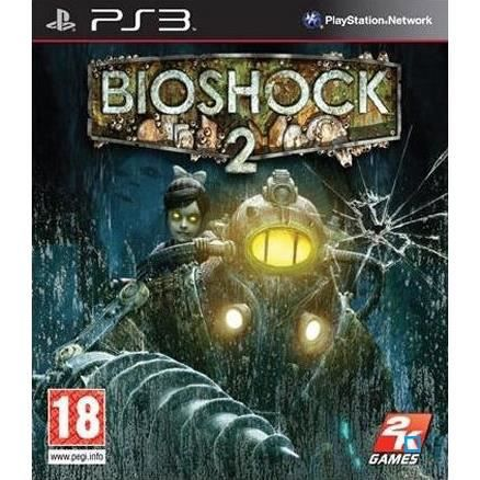 JEU PS3 BIOSHOCK 2 EDITION COLLECTOR / JEU CONSOLE PS3