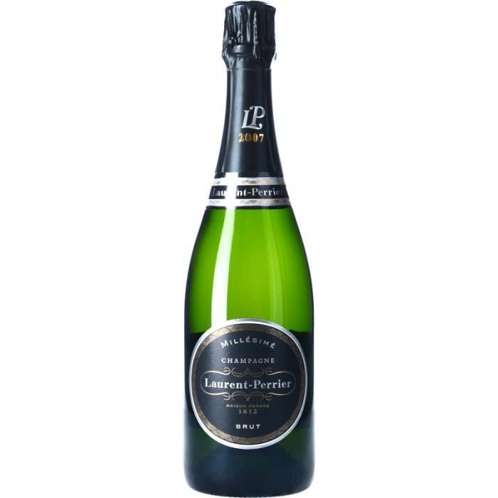 Champagne et Méthode Traditionnelle - Champagne Laurent-Perrier - Bouteille 75cl 4>Effervescent